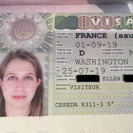 Long-Stay Visa for France