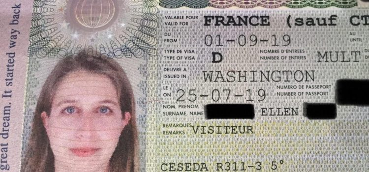 long stay visa for France