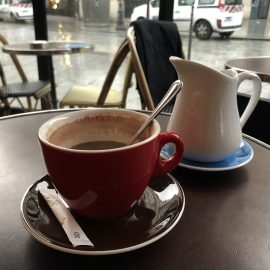 How to Enjoy a Rainy Day in Paris