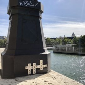 Serial Street Artists in Paris: A Few of My Favorites