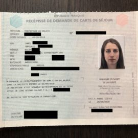"How I Got the Carte de séjour ""vie privée et familiale"" Through Marriage"