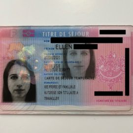 "How I Got the Carte de séjour ""vie privée et familiale"" Through Marriage"