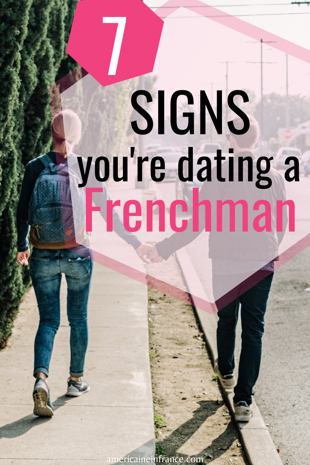 7 Signs You're Dating (or Married To) a Frenchman