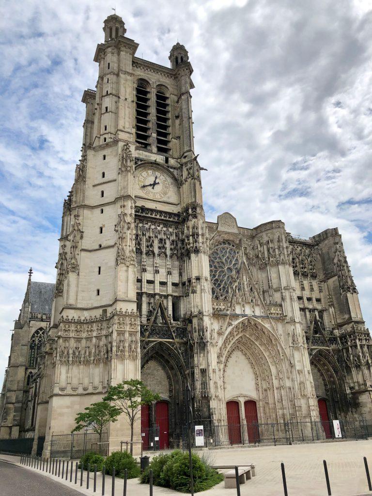 Cathédrale Saint-Pierre-et-Saint-Paul in Troyes, France