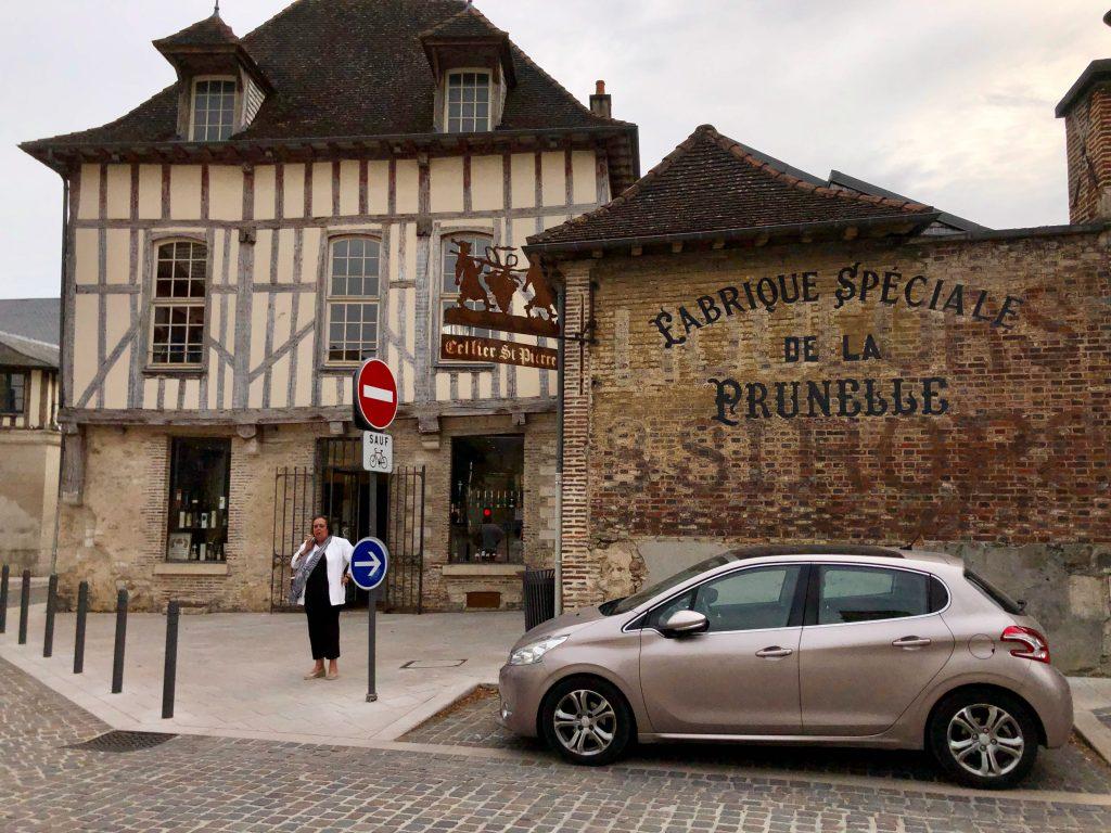 Cellier Saint Pierre, Prunelle de Troyes distiller (France)